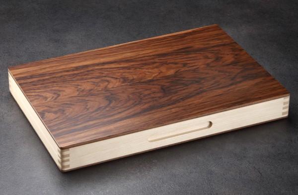 Backgammonkoffer in Mango